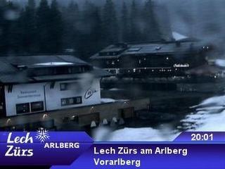 webkamera - Lech / Zürs - Oberlech