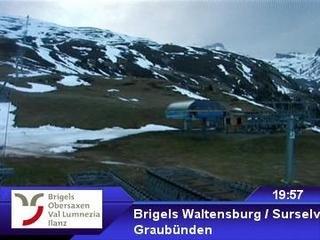 webkamera - Brigels - Alp Dado
