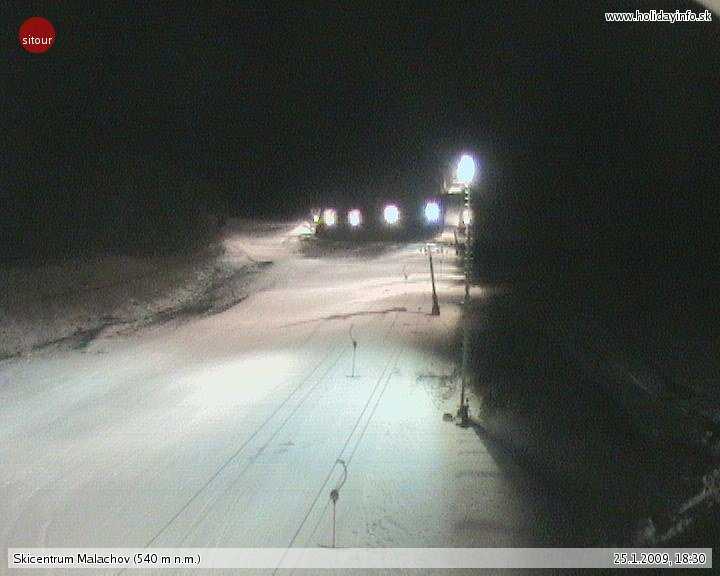 Skicentrum Malachov