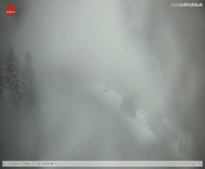 Krompachy live webcam