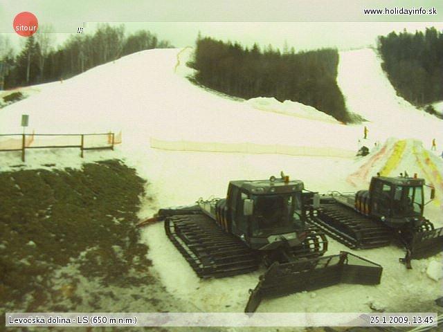 Ski Centre Levoča-LD