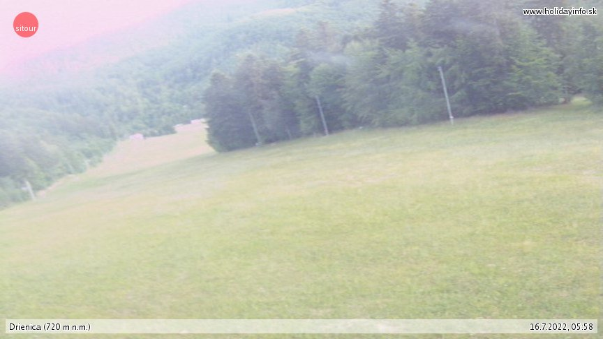 Kamera Drienica Ski centrum