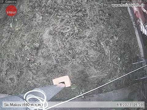 Ski Makov Élő webkamera