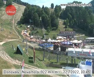 Donovaly Webcam