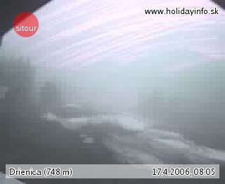 Drienica Webcam