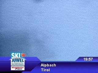 webkamera - Alpbach - Gmahkopf