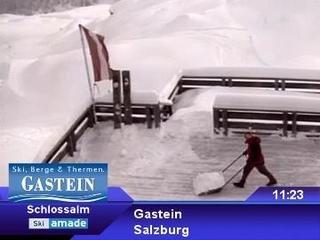 webkamera - Gastein - Bad Hofgastein - Schloßalm