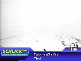 webkamera - Fulpmes - Schlick 2000 - Krinnenkopf