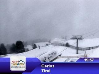 webkamera - Gerlos - Isskogel - Zillertal Arena