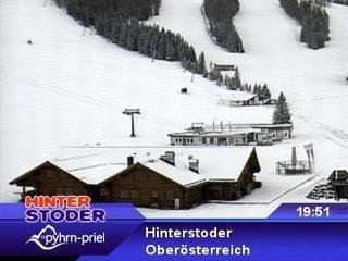 Hinterstoder (Hössbahn Bergstation)