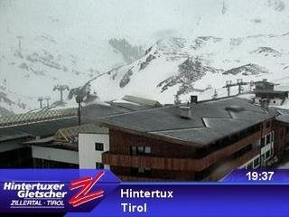 webkamera - Hintertux - Sommerberg