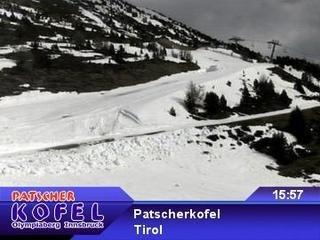 webkamera - Patscherkofel - 4SB Panoramabahn Bergstation