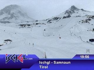 webkamera - Ischgl - Samnaun - Idalpe