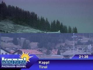 webkamera - Kappl - Diasbahn Bergstation