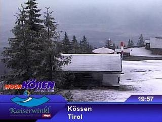 webkamera - Kössen - Unterberghorn