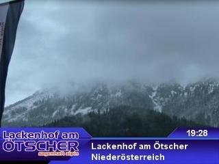 webkamera - Lackenhof am Ötscher - Eibenkogl Tal