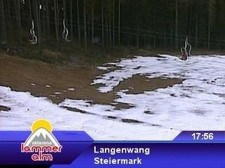 webkamera - Langenwang - Skiarena Lammeralm