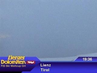 webkamera - Lienz - Steinermandlbahn