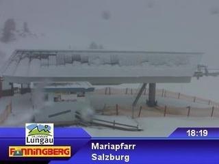 webkamera - Mariapfarr - Fanningberg - Bergstation