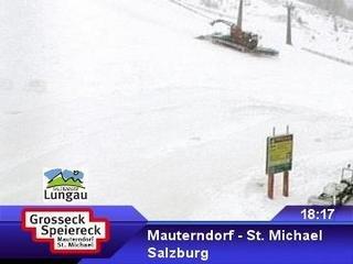 webkamera - Mauterndorf - Großeck Sender Bergstation