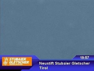 webkamera - Neustift Stubaier Gletscher - Eisgrat