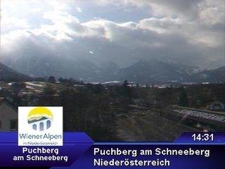 webkamera - Puchberg am Schneeberg - Puchberg