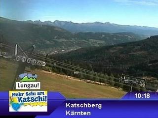 webkamera - Katschberg - Tschaneck