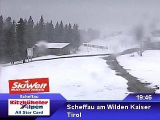 webkamera - Scheffau am Wilden Kaiser - Brandstadl Restaurant