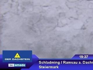 webkamera - Schladming -  Bergstation Dachstein Hunerkogel