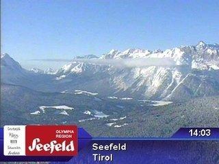 webkamera - Seefeld - Roßhütte