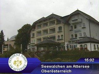 webkamera - Seewalchen am Attersee - Residenz Häupl