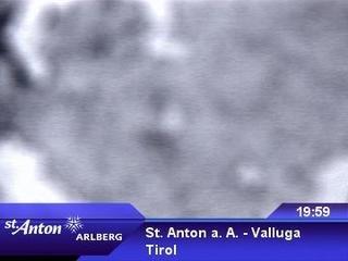 webkamera - St. Anton a. A. - Valluga