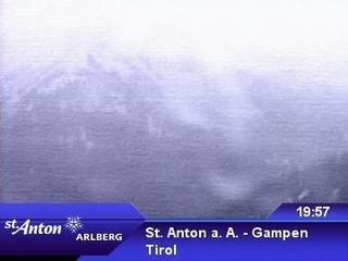 webkamera - St. Anton a. A. - Gampen