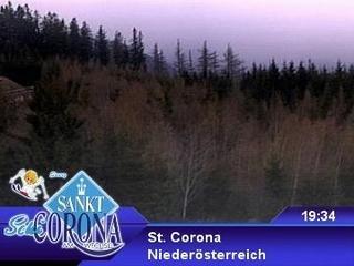webkamera - St. Corona - Corona
