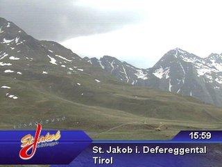 webkamera - St. Jakob i. Defereggental - Mooserberg
