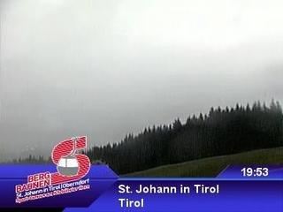 webkamera - St. Johann in Tirol - Hochfeld