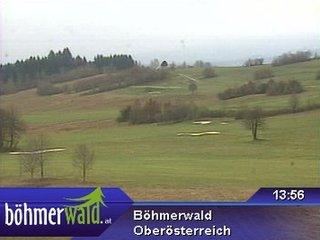 webkamera - Böhmerwald - Golfpark Böhmerwald