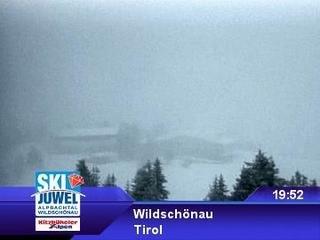 webkamera - Wildschönau - Schatzbergbahn
