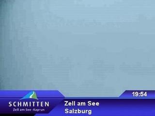 webkamera - Zell am See - Schmittenhöhe