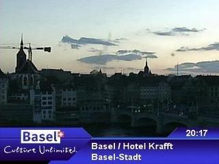 webkamera - Basel