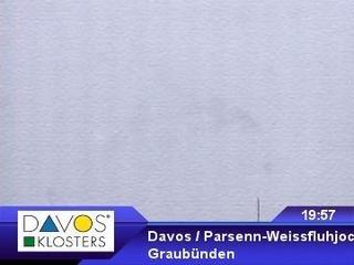 webkamera - Davos - Weissfluhjoch