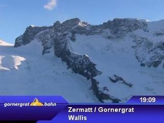 webkamera - Zermatt - Gornergrat