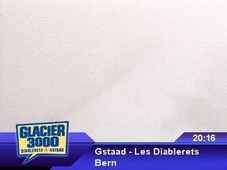 webkamera - Gstaad (Glacier 3000)