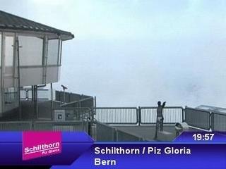 webkamera - Schilthorn - Piz Gloria