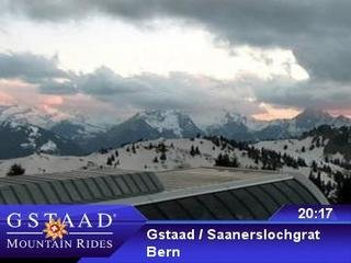 webkamera - Gstaad / Saanenmöser - Saanerslochgrat