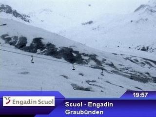 webkamera - Engadin / Scuol - Motta Naluns