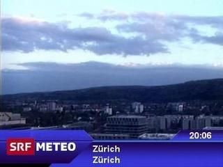 webkamera - Zürich - Gebäude des SF