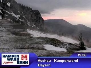 webkamera - Aschau - Kampenwandbahn