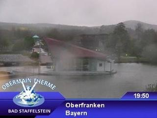 webkamera - Oberfranken - Obermain Therme