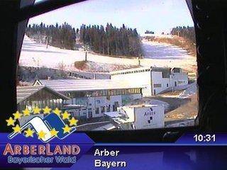 webkamera - Arber - Talstation Gondelbahn